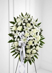The FTD Exquisite Tribute(tm) Standing Spray from FlowerCraft in Atlanta, GA